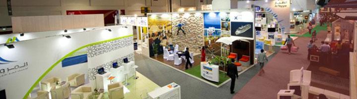 ANFALUM acompaña a varias empresas españolas en la feria Light Middle East