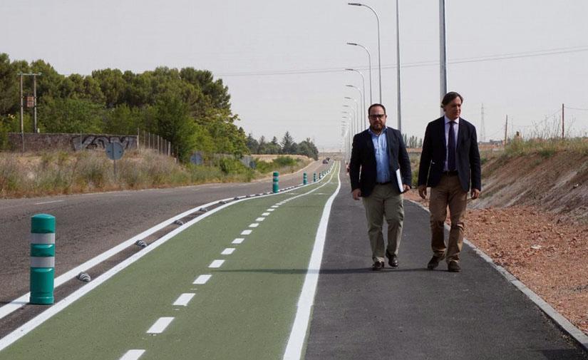 Salamanca ampliará la red ciclista hasta superar los 100 kilómetros de carril bici