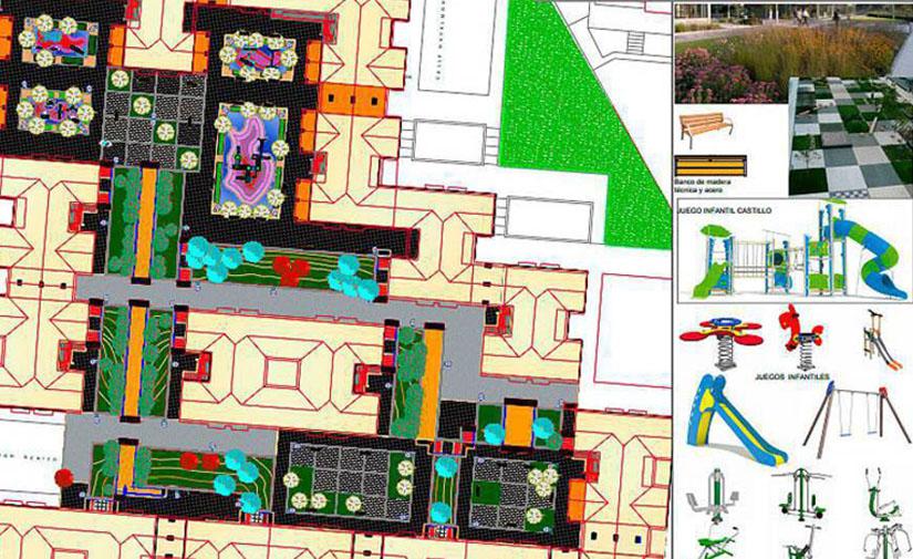 Salamanca aprueba la licitación de las obras de reforma de la Plaza de Extremadura