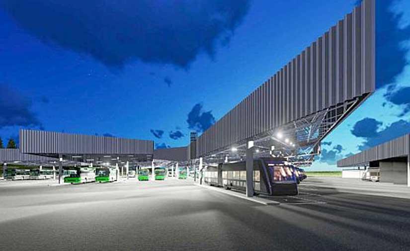 Sale a concurso el contrato para construir la unidad funcional de carga del BEI de Vitoria