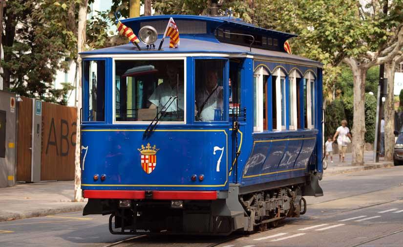 Sale a licitación la redacción de los proyectos de la remodelación integral del Tramvia Blau de Barcelona