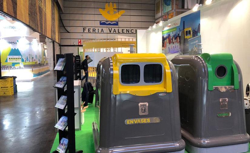 Sanimobel expondrá un año más en Ecofira sus novedosos contenedores de recogida de residuos