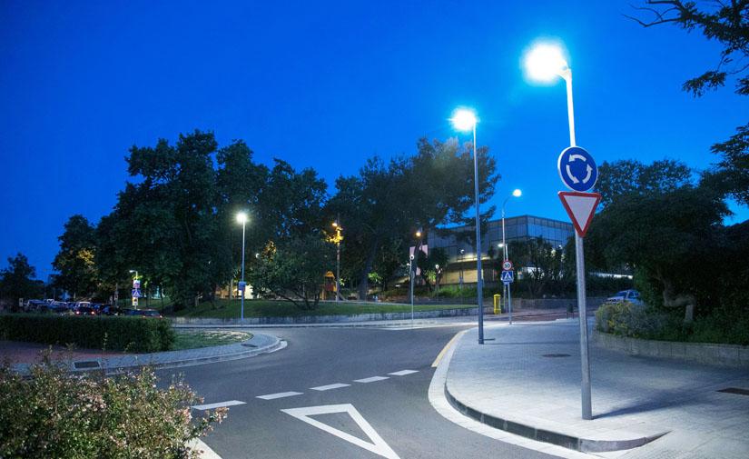 Sant Boi completará la renovación del alumbrado público con tecnología LED gracias a una subvención de 2,7 millones