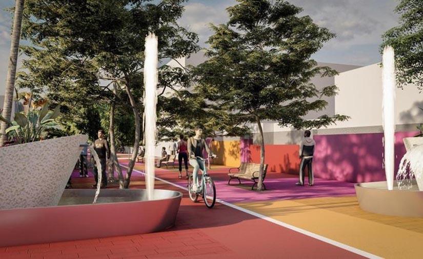 Sevilla ampliará espacios peatonales y plazas gracias al proyecto Life Watercool