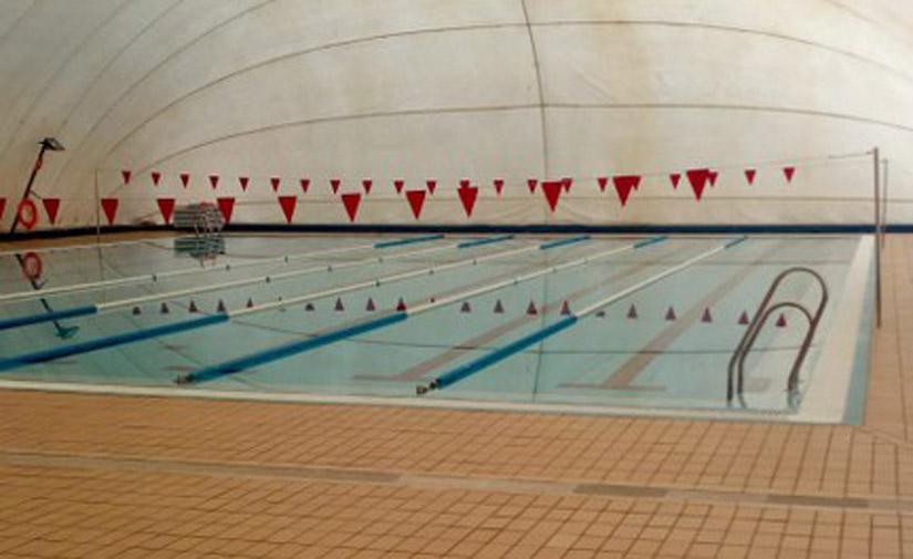 Sevilla aprueba el proyecto de sustitución de la cubierta de la piscina del Centro Deportivo Torreblanca