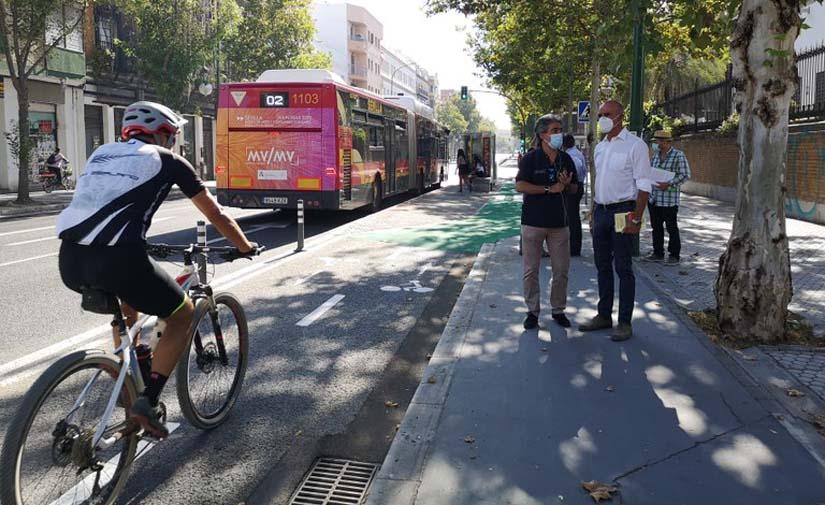 Sevilla culmina primera fase de la estrategia de transformación de la Ronda Histórica