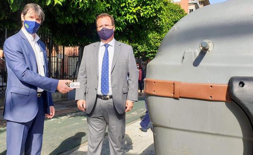 Sevilla inicia la implantación progresiva del nuevo sistema de recogida de biorresiduos en la Ronda Histórica