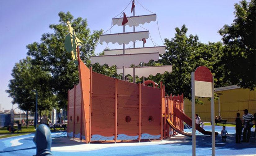 Sevilla licita el nuevo contrato de conservación y mantenimiento de los 357 parques infantiles de la ciudad