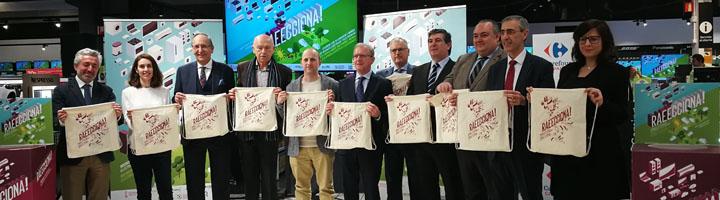Comienza RAEECCIONA, la nueva campaña de gestión de Residuos de Aparatos Eléctricos y Electrónicos