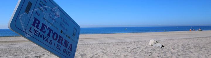 El retorno de envases, nueva iniciativa del AMB para mejorar la recogida selectiva en las playas