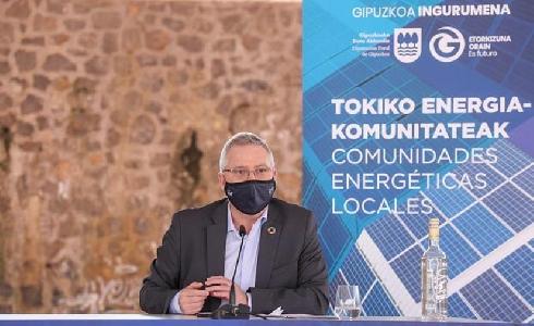 200 hogares de Zumarraga podrán optar al autoconsumo energético a través de la primera Comunidad energética local