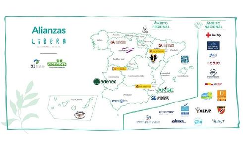 29 alianzas con el Proyecto LIBERA buscan atajar el problema de la basuraleza