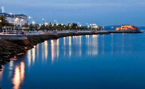 A Coruña se une a la iniciativa Slowlight, para alumbrado público sostenible