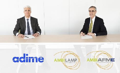Acuerdo entre ADIME y AMBILAMP-AMBIAFME para incluir la distribución al marketplace social AMBIPLACE