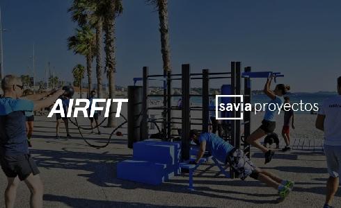 AirFit se une a Savia Proyectos
