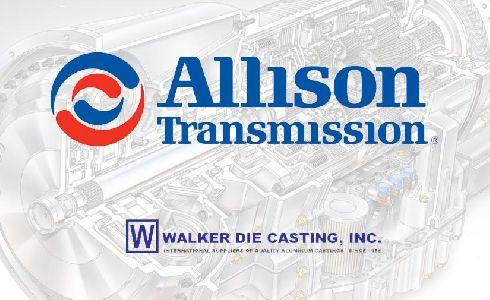 Allison Transmission adquiere Walker Die Casting