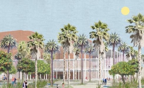Almería contrata la redacción del proyecto de la nueva 'Ciudad de la Cultura'