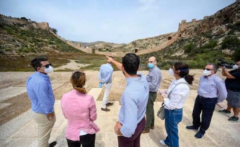 Almería contrata la redacción del proyecto del Parque de la Hoya para su ejecución a partir de 2021