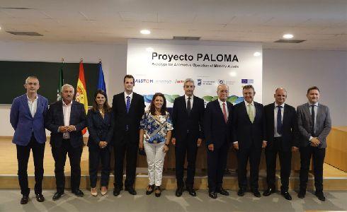 Alstom, Endesa Y Mansel prueban en Málaga un sistema pionero de carga rápida por suelo para autobuses eléctricos