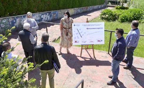 Arrancan las obras del nuevo itinerario mecánico en Santander
