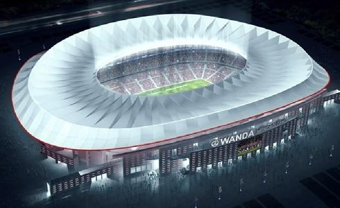 Así será el entorno del Wanda Metropolitano: un pulmón verde y una ciudad del deporte