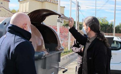 Avanzan los preparativos para la implantación del puerta a puerta en Pardinyes-Balàfia
