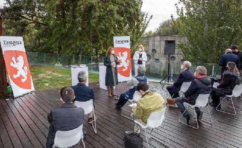 Ayuntamiento y Universidad de Zaragoza crean la Cátedra de Bosques Urbanos