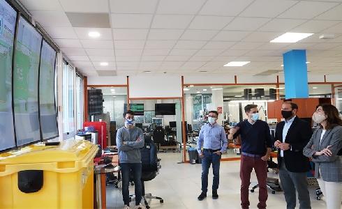 Baleares prueba un sistema de contenedores inteligentes que permitirá monitorizar los residuos generados
