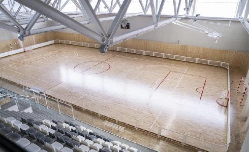 Barcelona cuenta con nueva instalación para la práctica deportiva: el polideportivo del Camp del Ferro