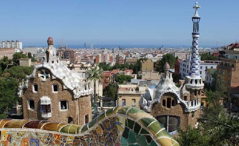 La metrópolis de Barcelona, declarada en emergencia climática