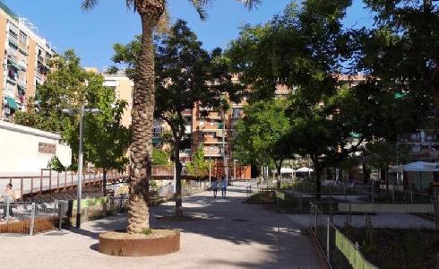 Barcelona reabre los jardines de la Mediterrània tras su renovación