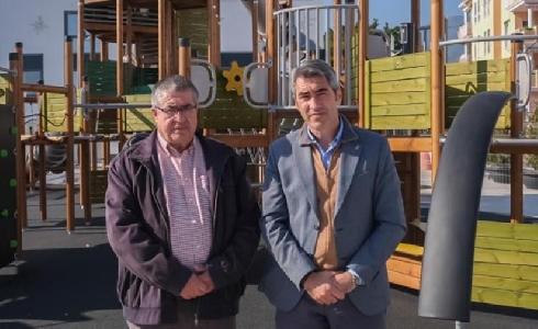 Benalmádena ya cuenta con un nuevo parque infantil