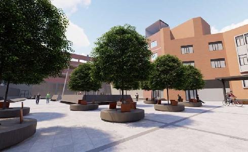 Bilbao abordará la urbanización de la plaza de los edificios 1 y BETA 2 en Zorrotzaurre e implantará un sistema de geotermia