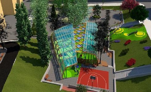 Bilbao comienza las obras del Parque de La Floresta