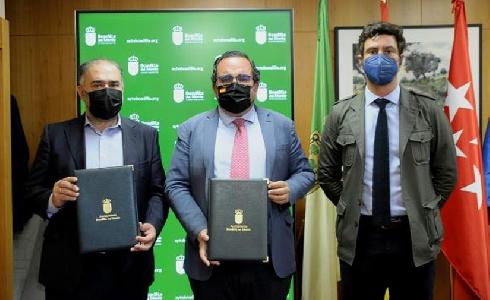 Boadilla del Monte adjudica a FCC Medio Ambiente la gestión de sus zonas verdes