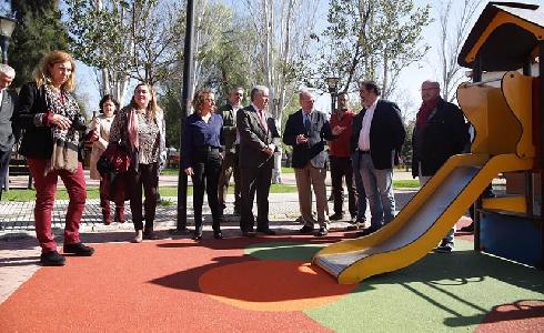Bormujos mejora sus parques y zonas verdes con los fondos de los Planes Supera