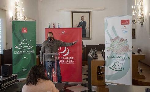 Cáceres contará con 53 puntos de recarga para vehículos eléctricos, con una inversión de 600.000 €