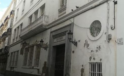 Cádiz adjudica la obra de rehabilitación del Rosario para convertirlo en un edificio energéticamente sostenible