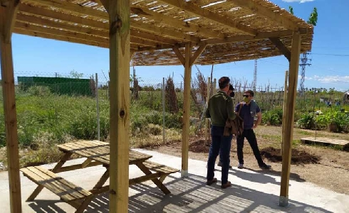 Castellón mejora sus huertos urbanos