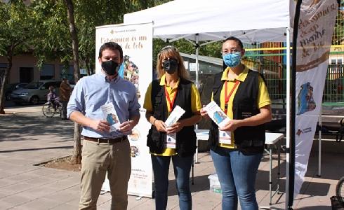 Castellón ya recupera 4,6 toneladas diarias de residuos orgánicos tras la implantación del contenedor marrón