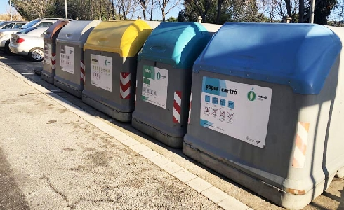 Cataluña destina 10 millones de euros para la implantación de modelos eficientes de recogida de residuos