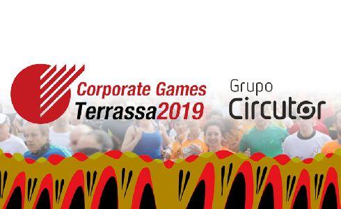 CIRCUTOR participa en los Corporate Games Terrassa 2019