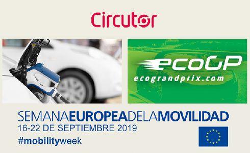 CIRCUTOR se une a la Semana Europea de la Movilidad 2019 con dos eventos relacionados con la movilidad eléctrica