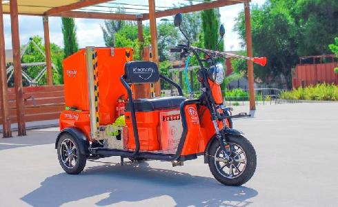 Cleancity movilidad eléctrica: nueva línea de vehículos eléctricos industriales de Fabrez Group para dar servicios a la ciudad