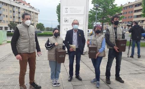 Comienza la experiencia piloto de recogida selectiva de residuos orgánicos en Logroño