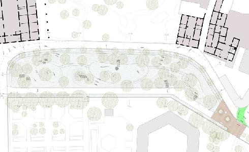 Comienzan las obras de un bosquete sostenible de más de 5.200 metros cuadrados en Benicalap