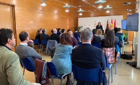 Concesionarias y empresas del sector ofrecen su visión para el desarrollo de la Estrategia de Economía Circular de Murcia