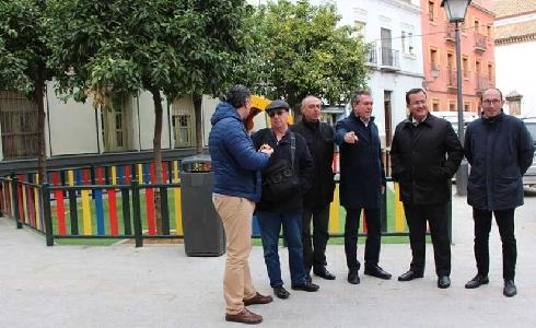 Concluye la reurbanización del entorno de San Julián de Sevilla en la que se han invertido  1,4 millones de euros
