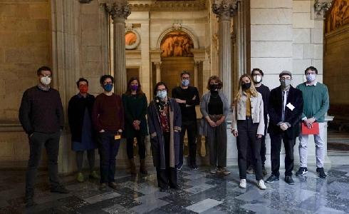 Constituido el Consejo Asesor de la Superilla Barcelona