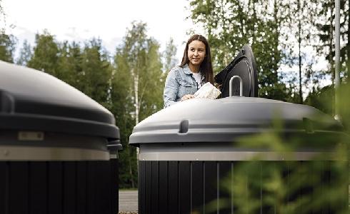 Contenedores Molok, soluciones para alcanzar los objetivos de reciclaje